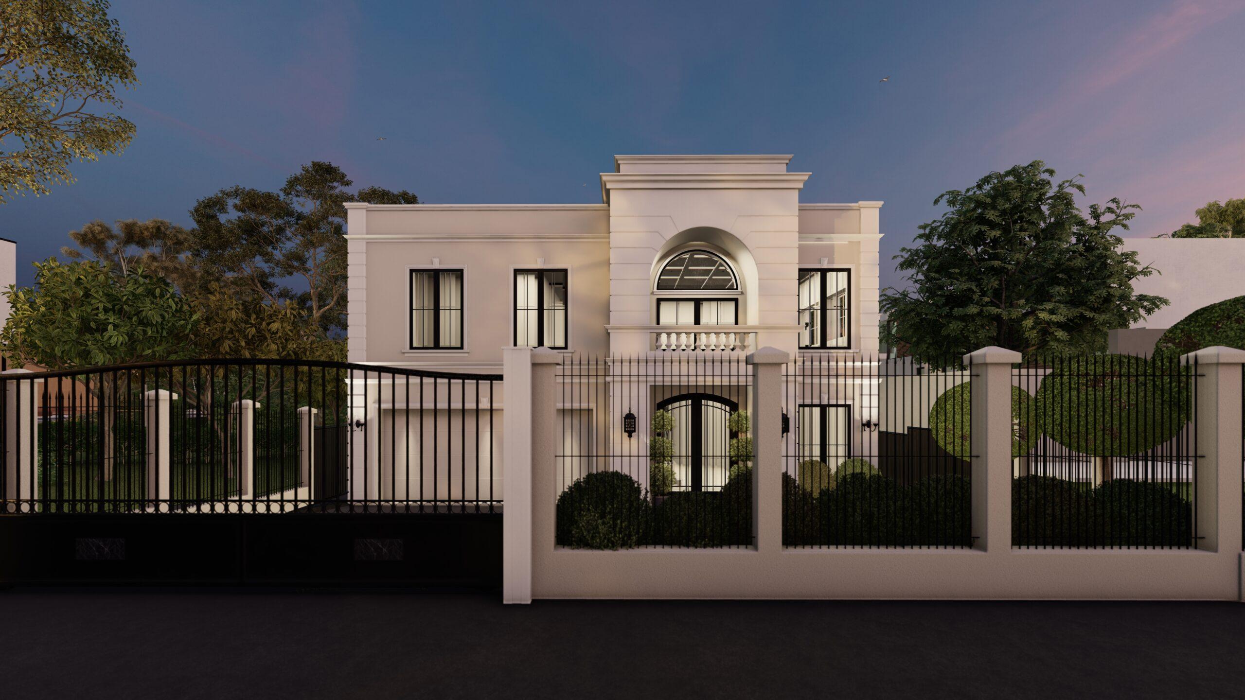 The Herbert Residence